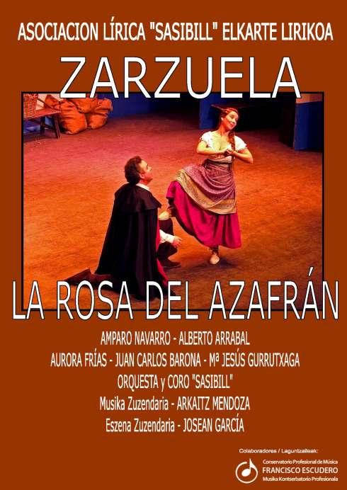 cartel La Rosa